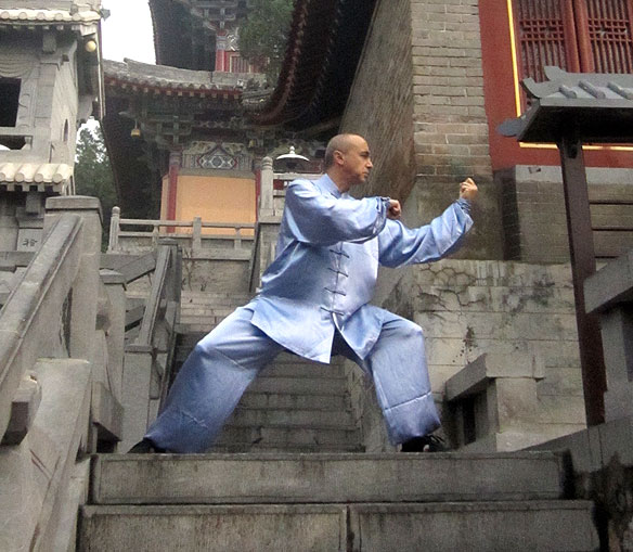 Tai Chi Chuan China
