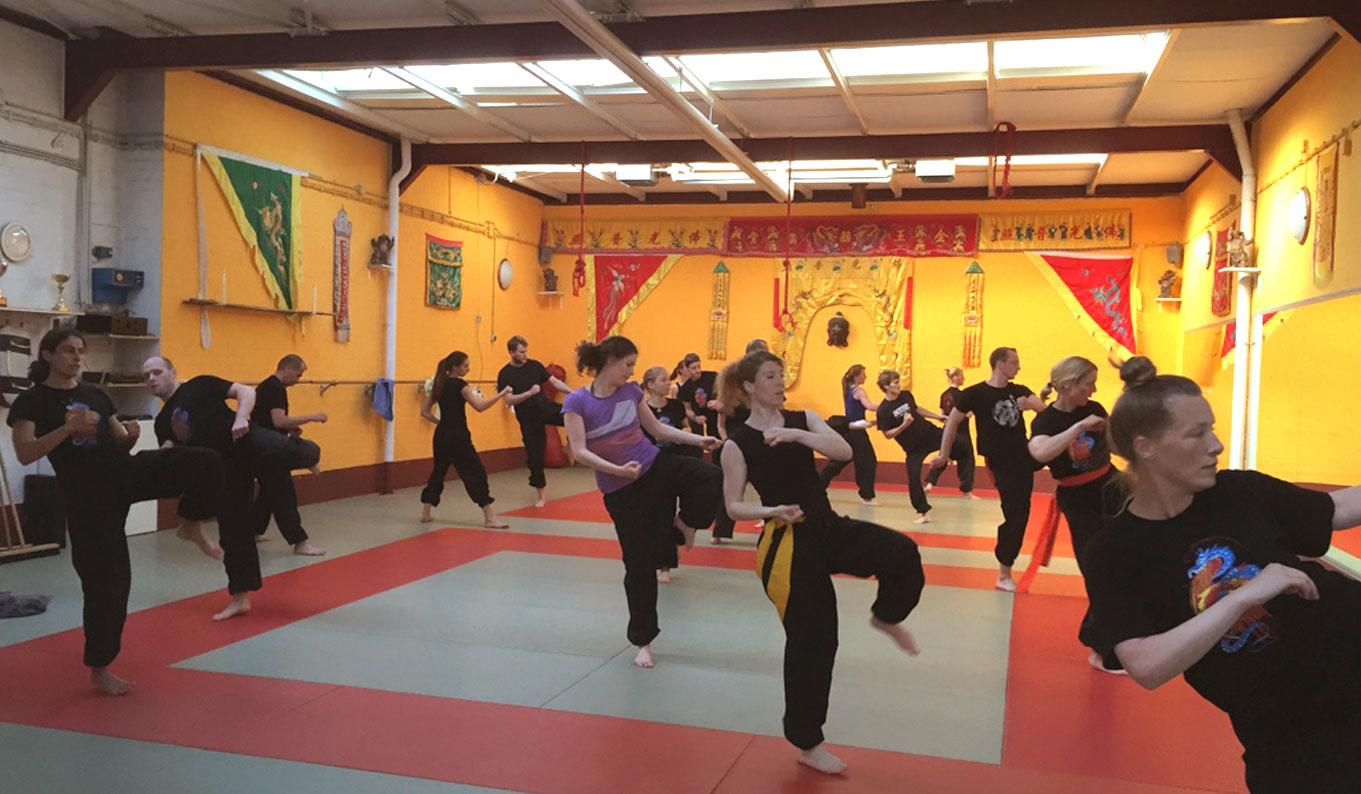 Kampfkunst Training Köln